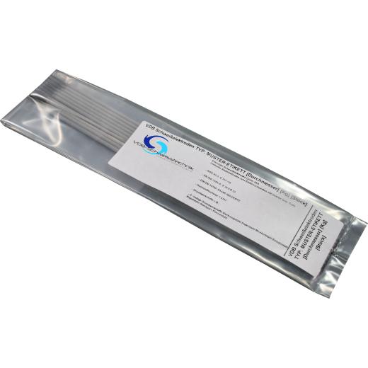 0,5Kg VA Edelstahl Schweißelektroden 2,0mm V2A 1.4316 Elektroden Stabelektroden