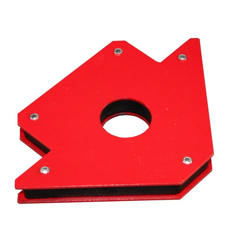 Magnetischer Schweißwinkel Montagewinkel Magnet mit 6 Winkel NEU